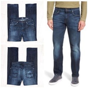 7 For All Mankind Standard Jeans Men Size 31